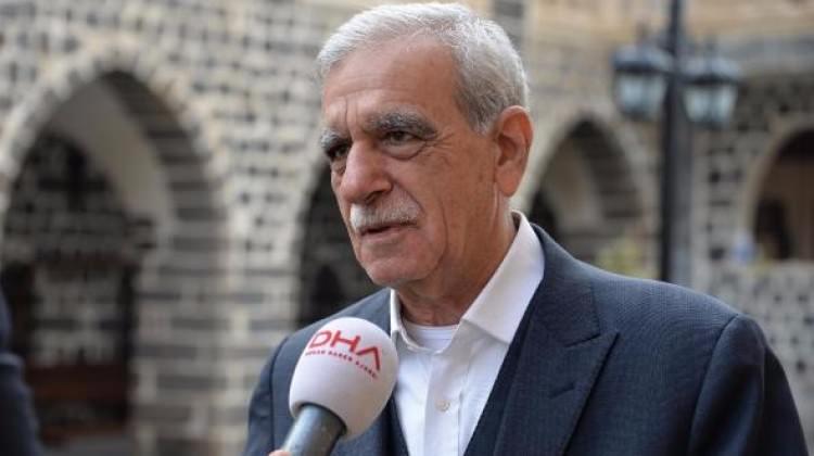 Ahmet Türk: HDP'den AKP'ye kayma yok ama...