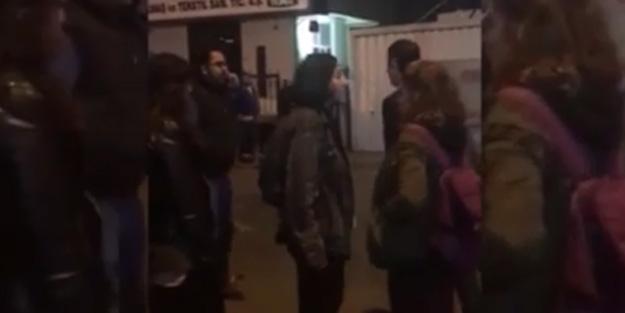 Aile düşmanı feministlerden Akit TV canlı yayınında Sema Maraşlı'ya saldırı girişimi!