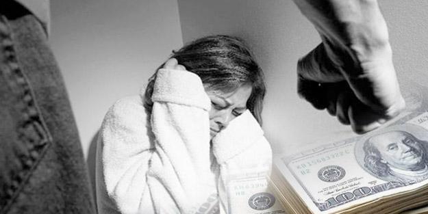 'Aile içi şiddet'in faturası 2,1 milyar dolar