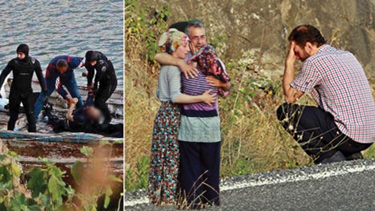 Samsun'da kan donduran olay... Ailesini indirdi, ölüme sürdü