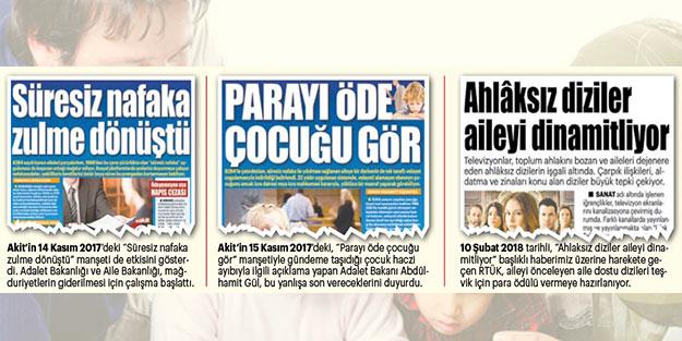 Akit'in yayınları devleti harekete geçirdi! Aileyi korumak için...
