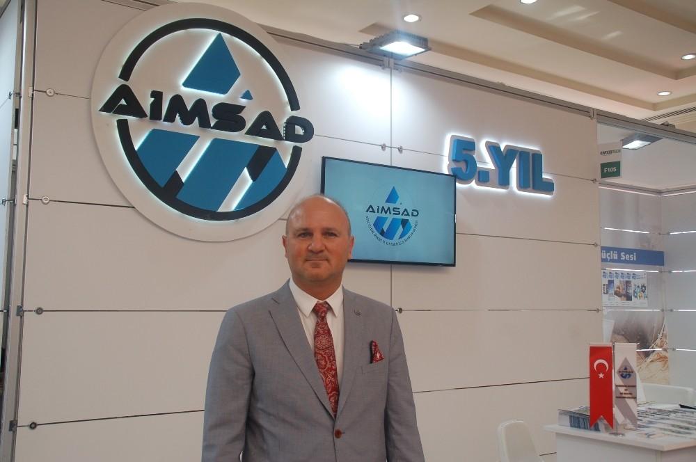 AİMSAD Başkanı Mustafa Erol: