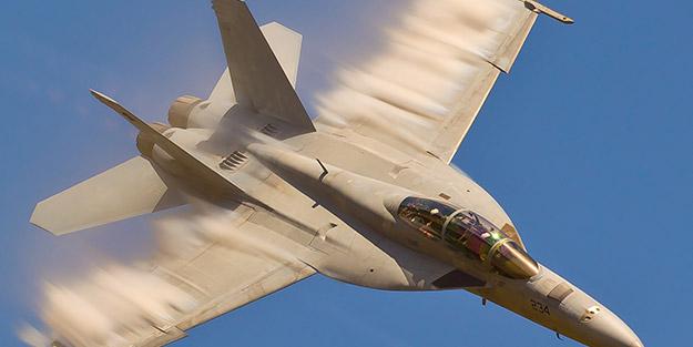 Airbus'tan Almanya'ya F-18 uyarısı!