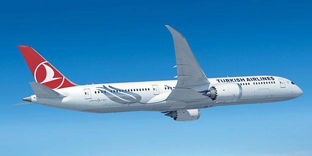 Airlines Türk Hava Yolları seferleri