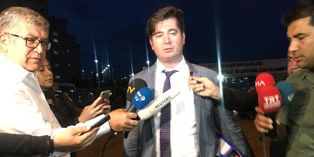Ajan Brunson'un avukatından 'AYM' açıkla