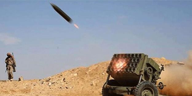 Suudi Arabistan balistik füzeyle vuruldu