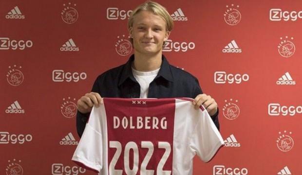 Ajax genç yıldızıyla sözleşme tazeledi