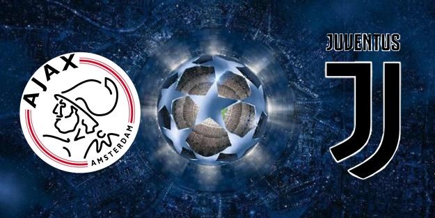 Ajax Juventus Şampiyonlar Ligi maçı ne zaman?