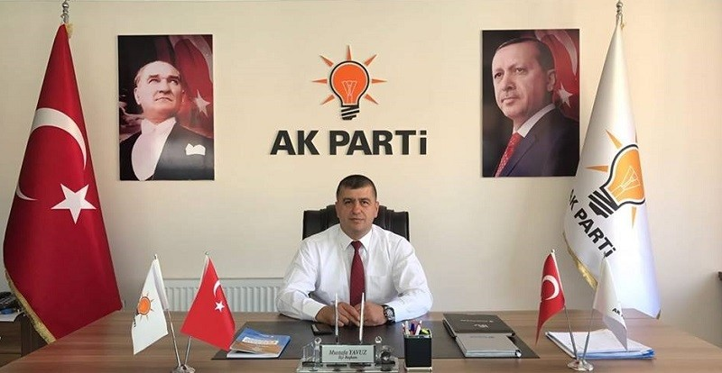 AK Parti Alaplı İlçe Başkanı Yavuz, CHP'li Tekin'e yüklendi
