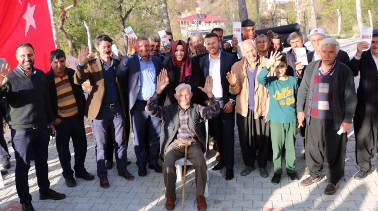 Ak Parti Antalya Milletvekili Sena Nur Çelik: Değişime direnç gösteriyorlar