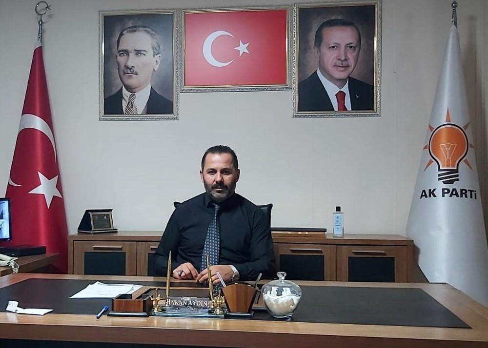 AK Parti Ardahan İl Başkanı Aydın'dan yeni yıl ve Mekke'nin Fethi'nin yıldönümü mesajı