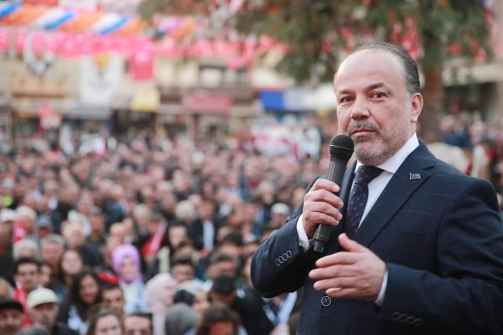"""AK Parti Aydın Milletvekili Yavuz, """"Atatürk'ü CHP'den kurtarma zamanı geldi, geçiyor"""""""