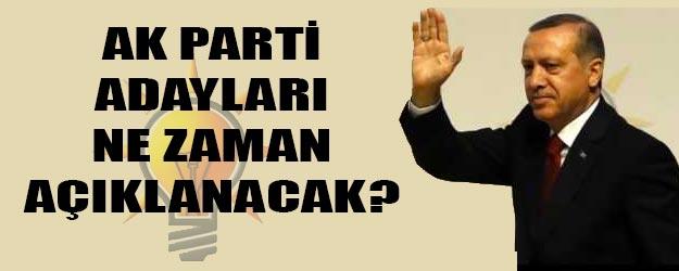AK Parti belediye başkan adayları 2019 listesi