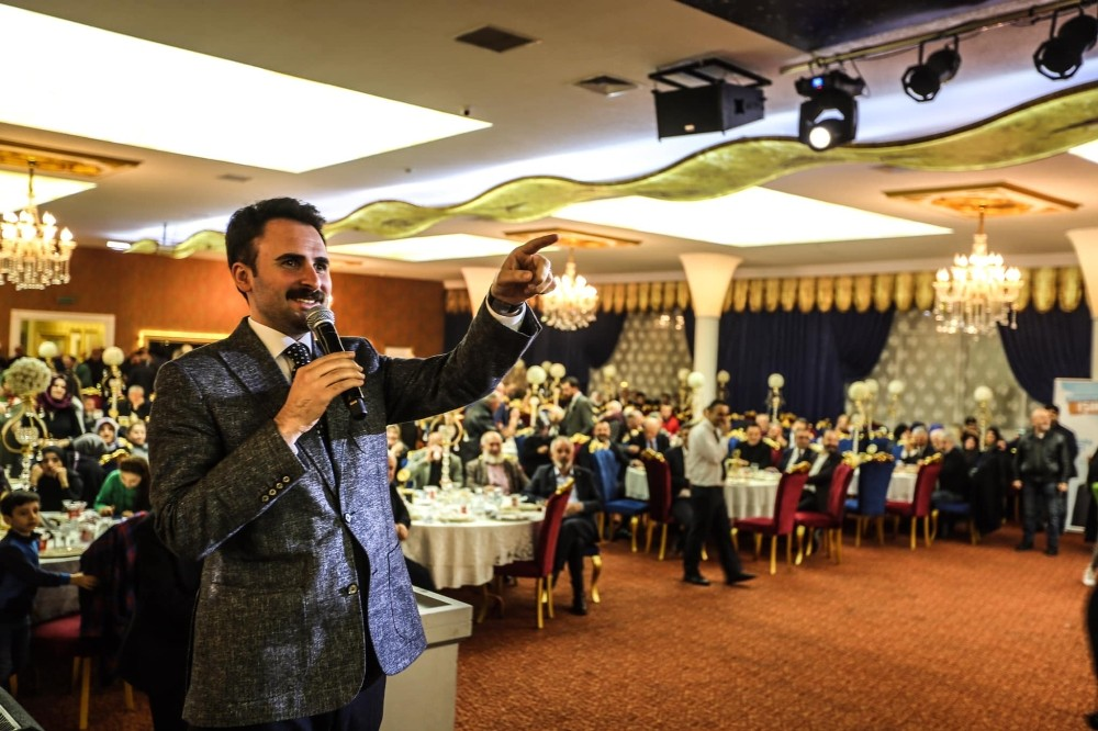 AK Parti Beylikdüzü Belediye Başkan Adayı Mustafa Necati Işık: