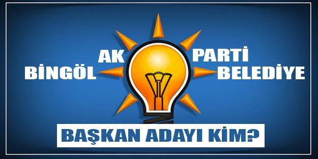 AK Parti Bingöl belediye başkan adayları 2019 kim oldu?