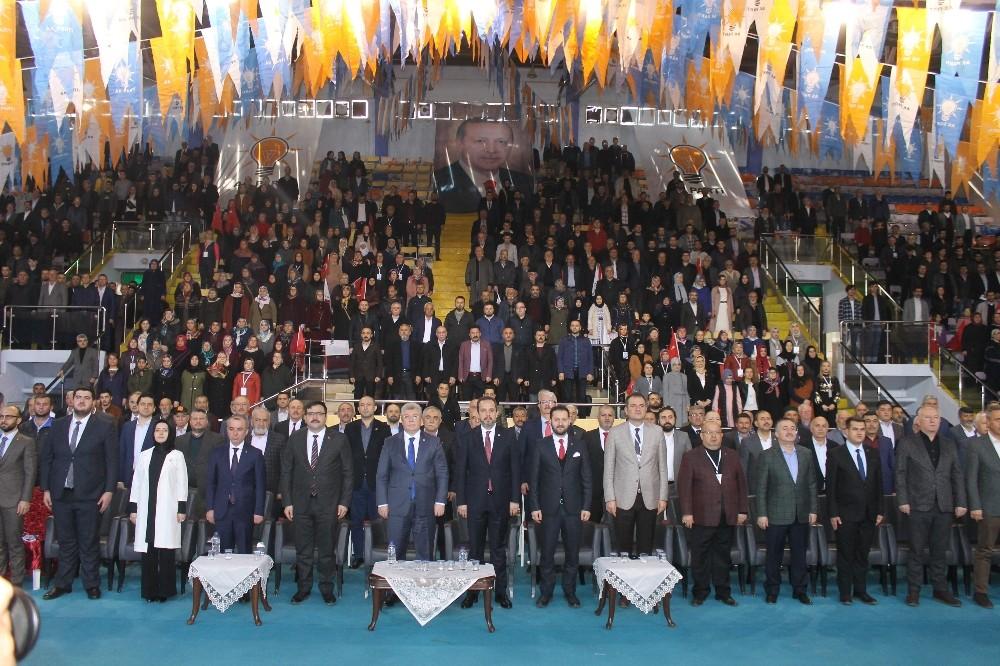 AK Parti Çankırı Merkez İlçe Kongresi