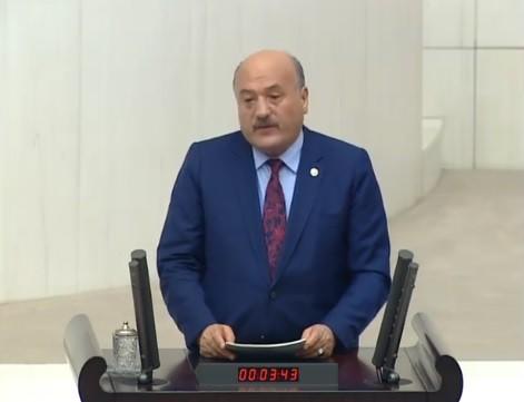 """AK Parti Erzincan Milletvekili Süleyman Karaman: """"Turistik Doğu Ekspresi ülkemizin turizm potansiyelin değerlendirilmesi için atılmış önemli bir adımdır"""""""