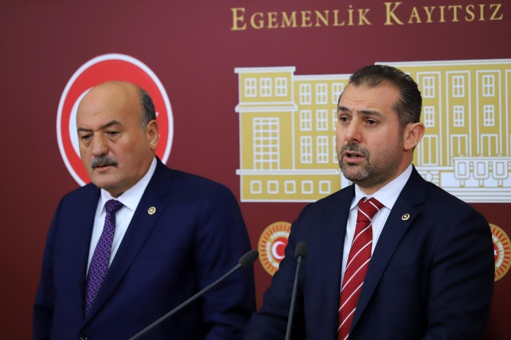 AK Parti Erzincan Milletvekilleri, 2019 yılı çalışma ve yatırımların değerlendirmesini yaptı