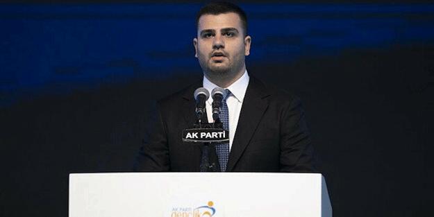 AK Parti Gençlik Kolları Filistinli gençlerin yanında