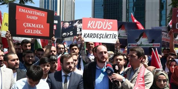 AK Parti Gençlik Kolları: Kudüs'ün takipçisiyiz