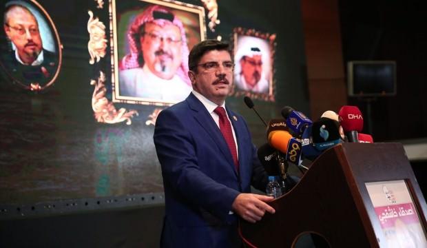 AK Parti Genel Başkan Danışmanı Aktay: Tutuklu olmadıklarına dair söylentiler var