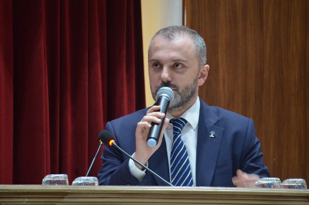 AK Parti Genel Başkan Yardımcısı Kandemir Tekirdağ'da