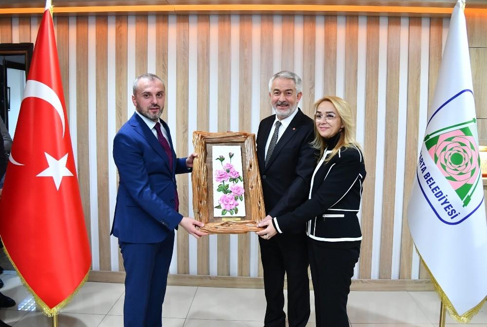 AK Parti Genel Başkan Yardımcısı ve Genel Merkez Teşkilat Başkanı Erkan Kandemir:
