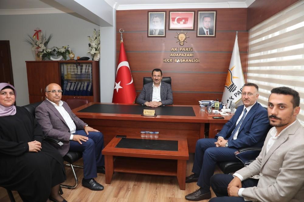 AK Parti Genel Başkan Yardımcısı Yavuz: