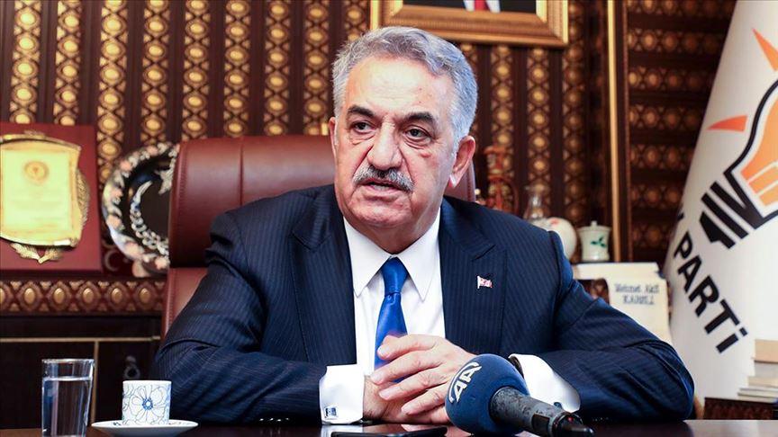 AK Parti Genel Başkan Yardımcısı Yazıcı: CHP Genel Başkanının açıklamaları düşman sevindirmiştir