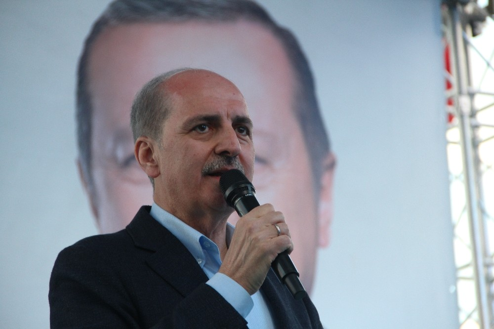 AK Parti Genel Başkanvekili Kurtulmuş Kütahya'da