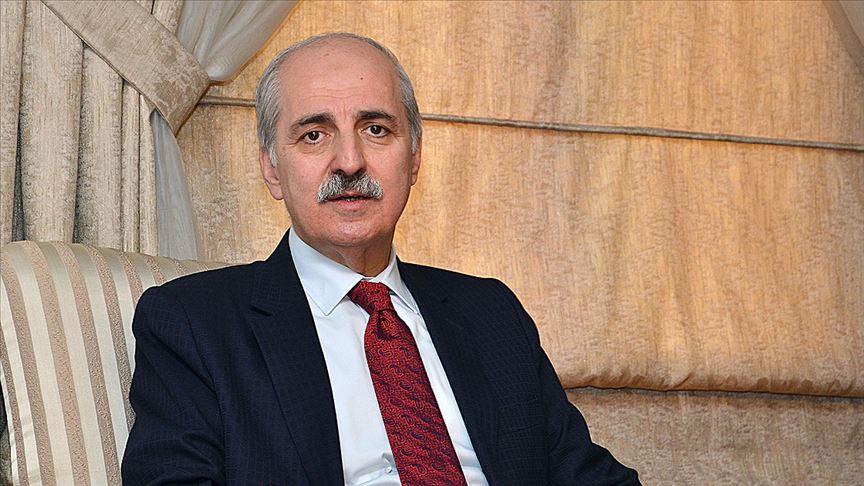 AK Parti Genel Başkanvekili Kurtulmuş: Libya ve Suriye'nin bir karış toprağında gözümüz yok