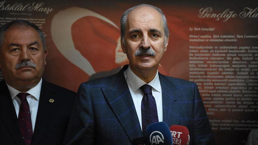 AK Parti Genel Başkanvekili Kurtulmuş: Teröre karşı siyasi mücadelemizi sürdüreceğiz