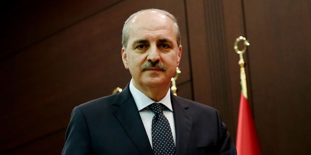AK Parti Genel Başkanvekili Numan Kurtulmuş oldu