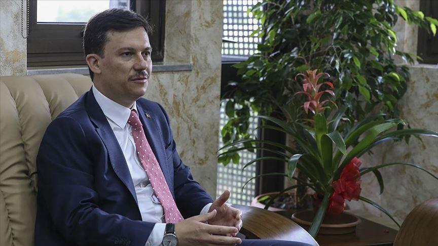 AK Parti Genel Sekreteri Şahin'den barolara yönelik kanun teklifine ilişkin açıklama