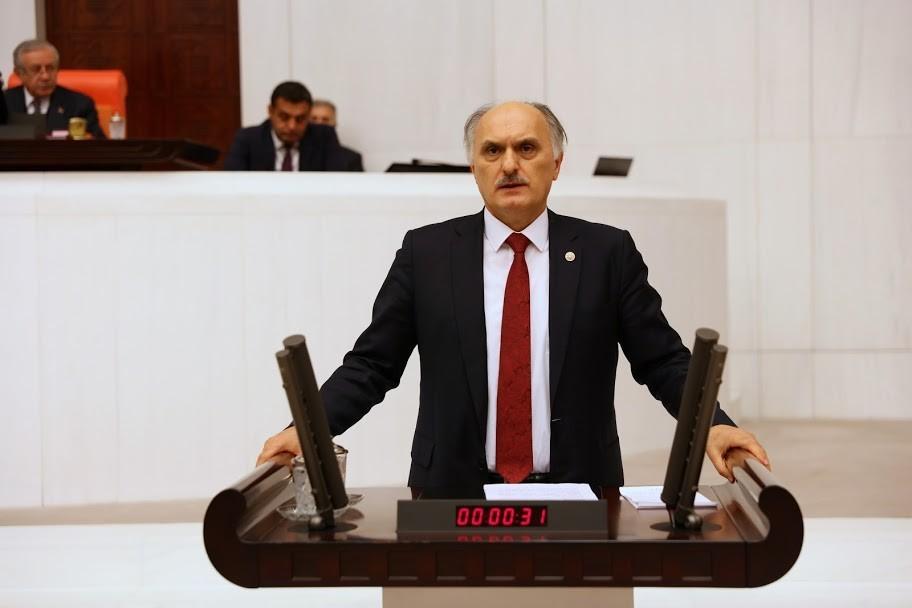 """AK Parti Giresun Milletvekili Öztürk: """"Türkiye ekonomisi büyümeye devam ediyor''"""