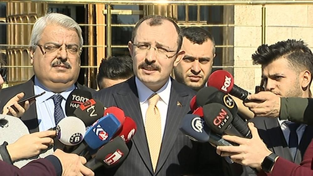 AK Parti Grup Başkanvekili Mehmet Muş: