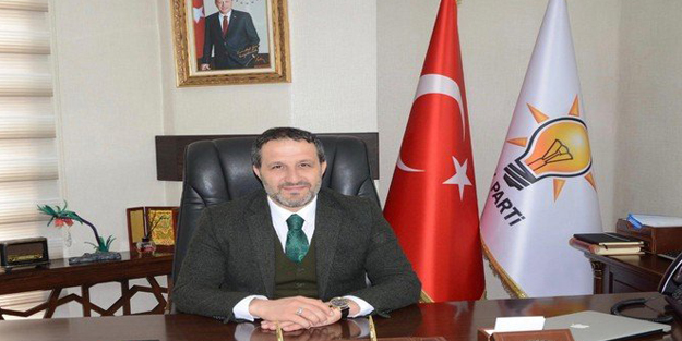 AK Partili Emrullah Gür istifa etti