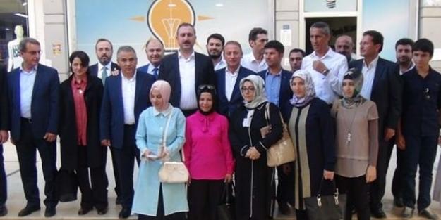AK Parti heyetinden özerklik tepkisi