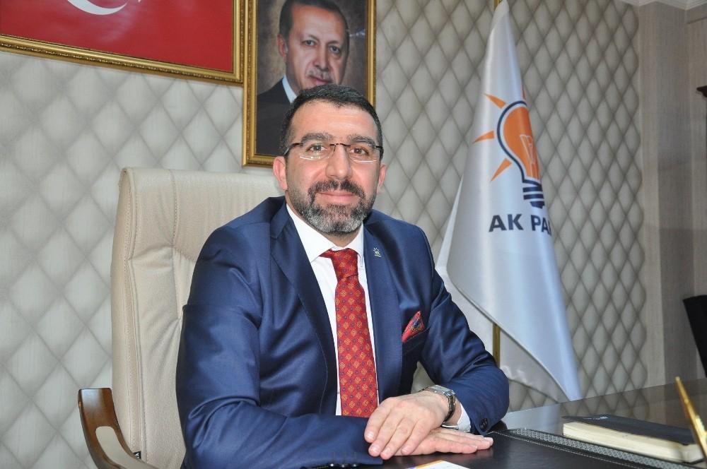 AK Parti İl Başkanı Adem Çalkın'dan Ayhan Bilgen'e çağrı