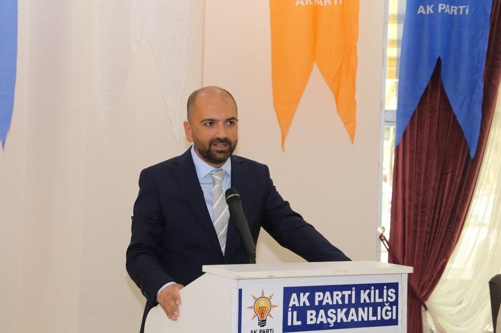AK Parti İl Başkanı Karataş: