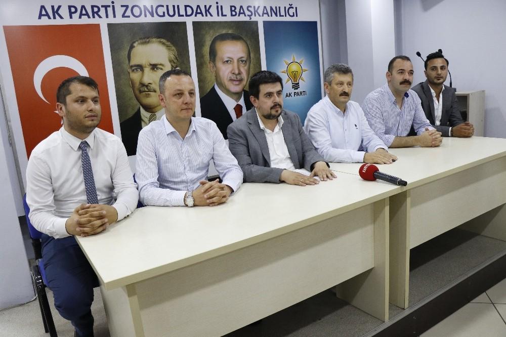 AK Parti İl Başkanlığından Mursi için açıklama