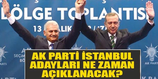 AK Parti İstanbul İBB başkan adayı kim?