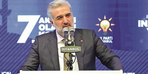 AK Parti İstanbul İl Başkanı Kabaktepe'den CHP'ye çok sert gönderme