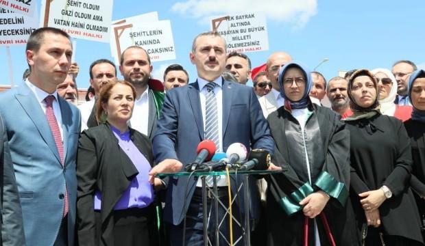 AK Parti İstanbul İl Başkanı Şenocak: Hainler hak ettiği cezayı buldu