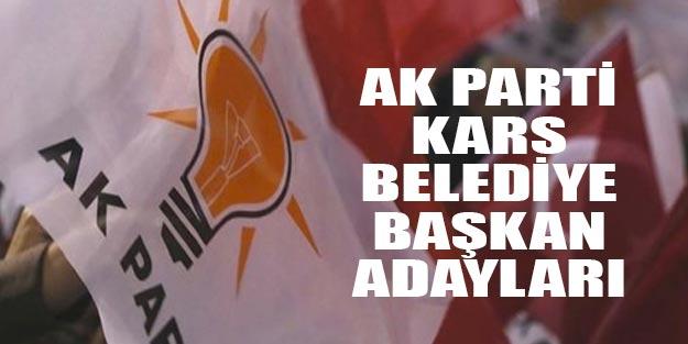 AK Parti Kars belediye başkan adayları kim 2019?