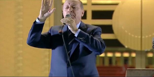 AK Parti klibinde, Erdoğan'ın FETÖ sözleri sansürlendi mi?