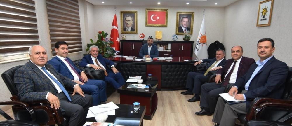 AK Parti Mardin İl Başkanı Kılıç: AK Parti olarak farkımızı ortaya koyacağız