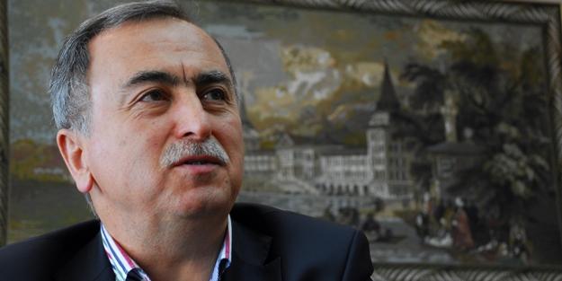 AK PARTİLİ REŞAT PETEK'E HASTANEDE OPERASYON