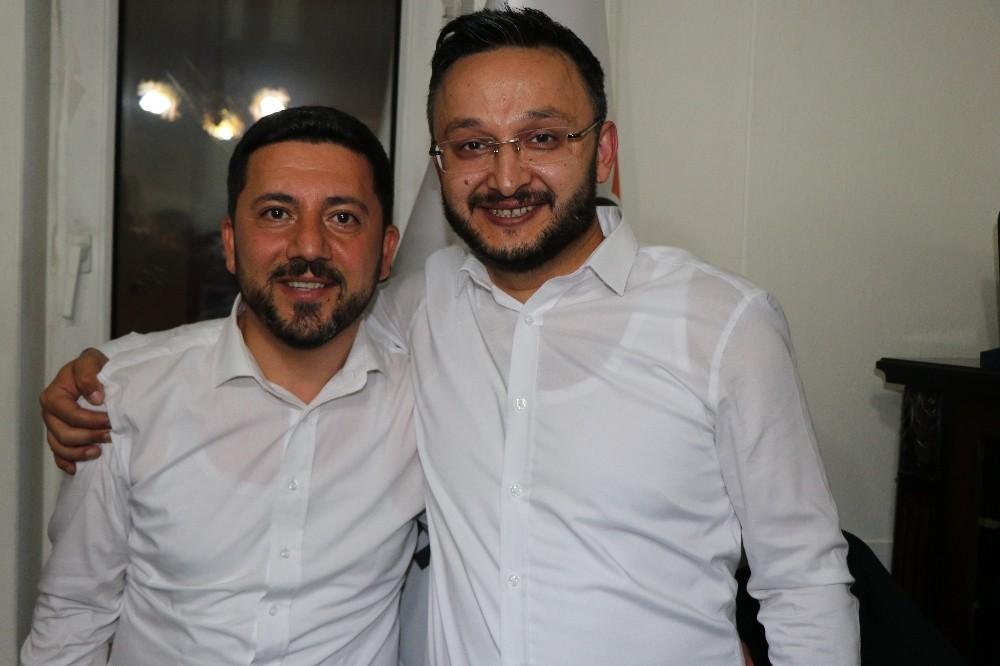 AK Parti Nevşehir'de 5 ilçe belediye başkanlığını kazandı