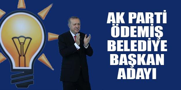 AK Parti Ödemiş belediye başkan adayı 2019